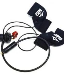 Earphone/Microphone Assemblies