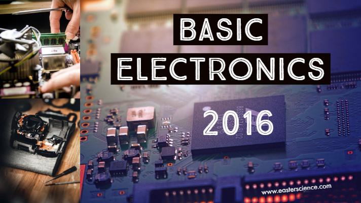 Basic Electronics-2016