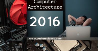 Computer Architecture-2016