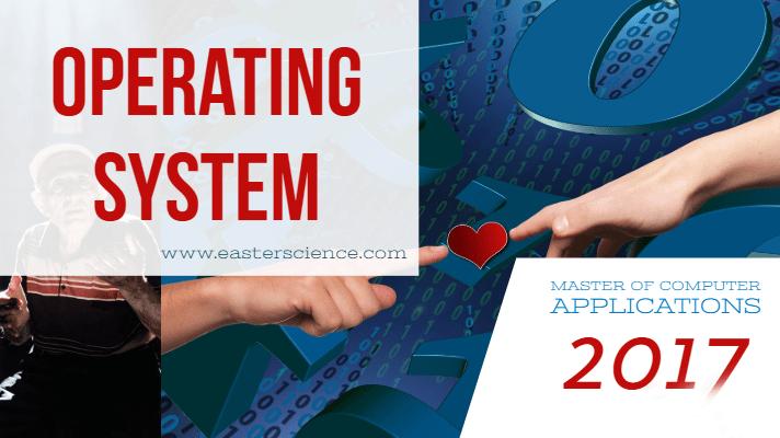 Operating System-2017-MCA