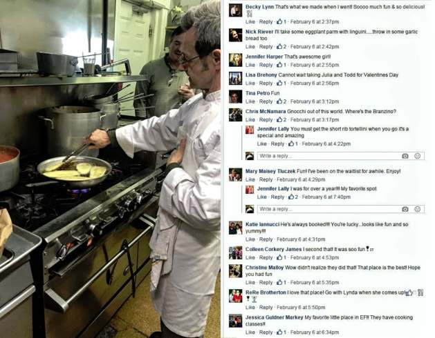 EastFallsLocal franco cooking stove collage facebook quotes
