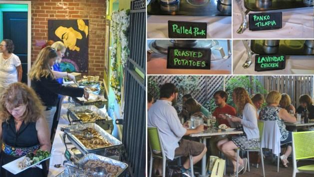 eastfallslocal-trolley-car-dinner-theatre-collage-food