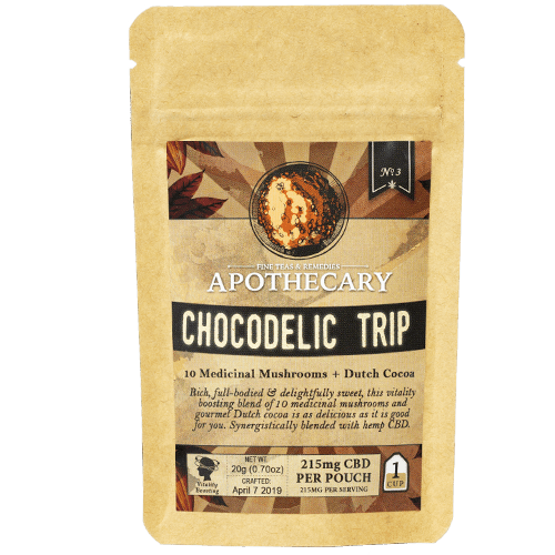 Chocodelic Trip CBD Hot Cocoa