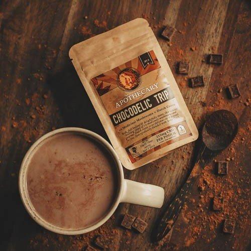 Chocodelic Trip CBD Hot Cocoa