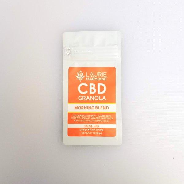 Full Spectrum CBD Granola