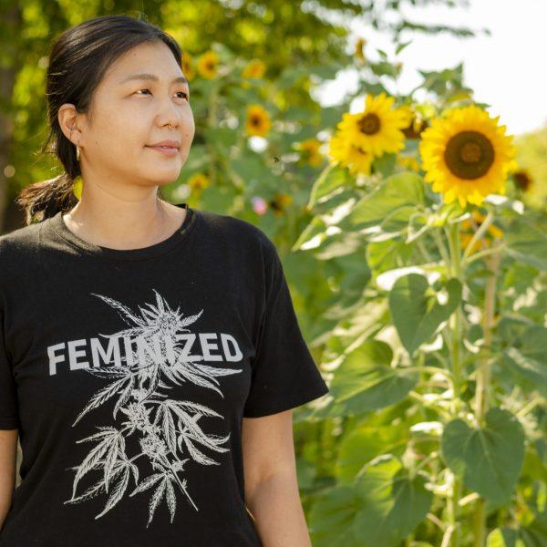 Feminized T-Shirt