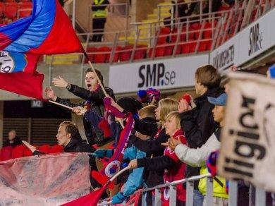 Östers IF - Jönköpings Södra IF 2-1, Superettan 2012