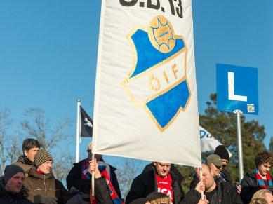 Brommapojkarna - Östers IF 2-2, Allsvenskan 2013