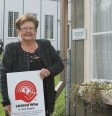 Marlene Johnston East Gwillimbury United Way announcement