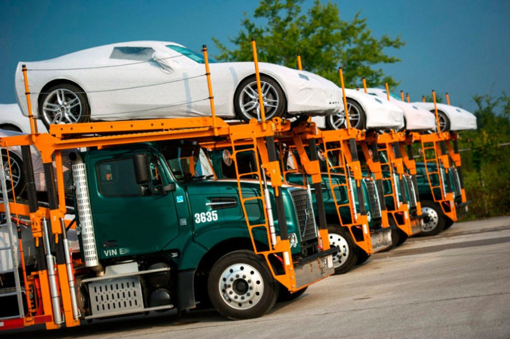 car hauler financing
