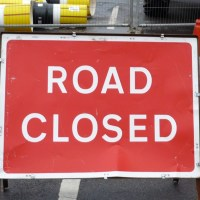 Overnight road closures at Otterbourne Hill