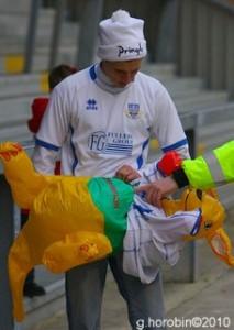 Skippy Eastleigh FC mascot
