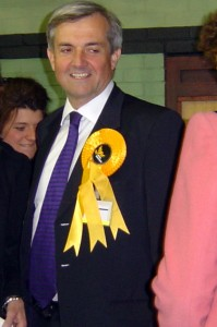 Chris Huhne, Eastleigh 2010 General Election