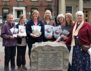 The Downton Guides follow in the footsteps of William Cobbett