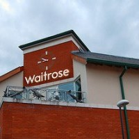 Motorcycle gang attempt Waitrose break-in