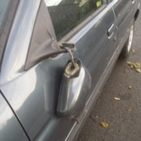 Fair Oak counts cost of wing mirror rampage