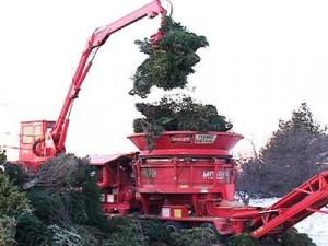 XMAS tree recycling l
