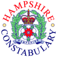 Hampshire Police officer in fatal accident