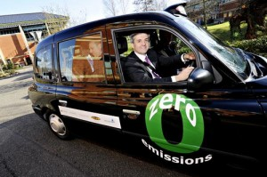 Taxi for Mr Huhne?