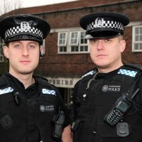 Hants PCs nominated for bravery award