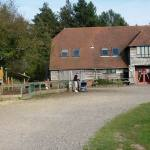 Itchen Valley Country Park visitor centre