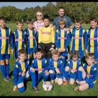 UKIP sponsor local kids footie team