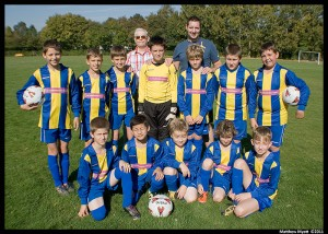 S&D Youth Under 12