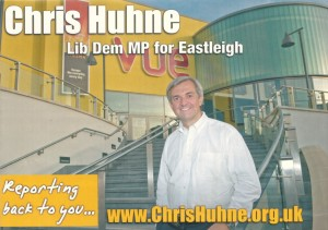Chris Huhne report 2011