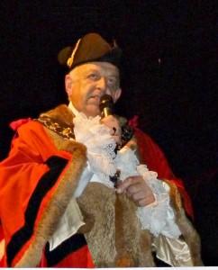 Wayne Irish Eastleigh Mayor