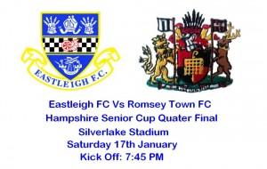 Eastleigh Vs Romsey