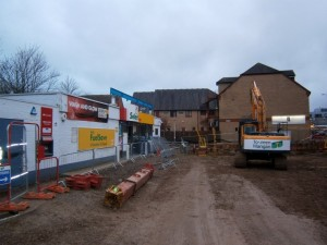 Shell Forecourt Chandlers Ford