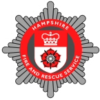 Hampshire Fire & Rescue Logo