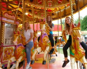 Eastleigh Stevens Funfair 2011