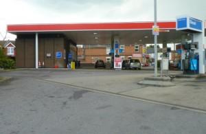Esso garage Bishopstoke