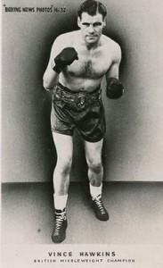 Vince Hawkins Eastleigh Boxer