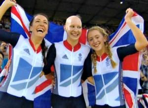 GB Women's Team Pursuit