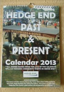 Hedge End Calendar crop