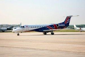 Eastern Airways aircraft at Southampton Airport