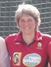Goal Scoring Hero Sally Gibson