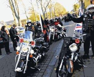 British Legion Riders
