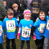 Young runners raise £402 to beat Leukaemia