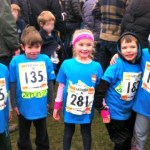 B&Q 2k fun runners