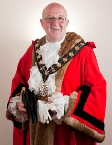 Malcolm Cross Eastleigh Mayor 2013