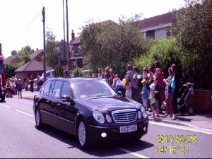 The Mayoral Limousine