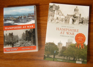 You could win this DVD and book, both of which have been signed by the Author Henry Buckton.