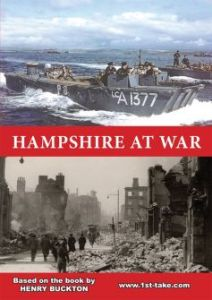 Recently released on DVD: a fascinating documentary which tours wartime Hampshire