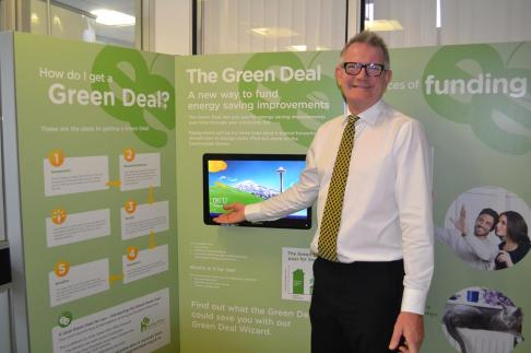 JamesPenders Green Deal Assessor