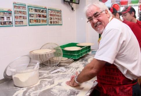 Deputy Mayor makes some dough!