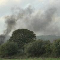 Fire destroys industrial unit in Fair Oak
