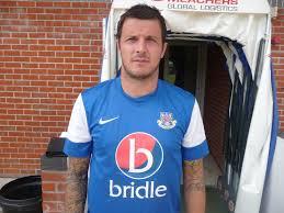 Craig McAllister got Eastleigh's only goal last Saturday